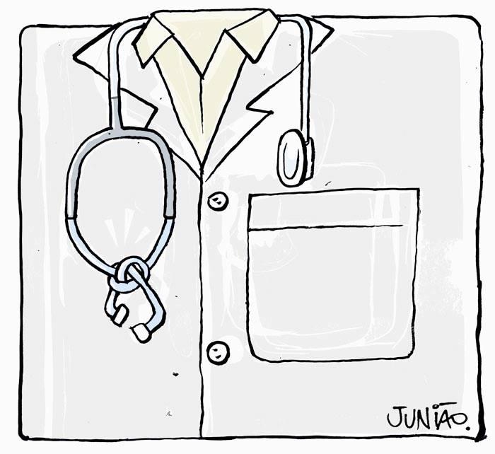Ilustração Junião
