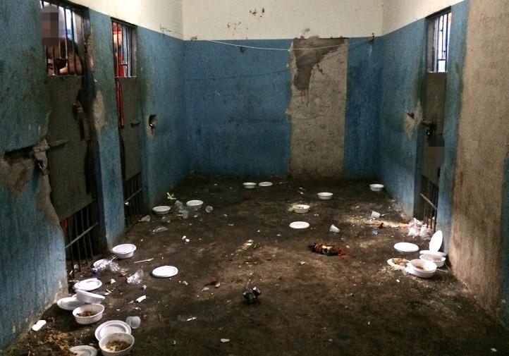 Penitenciária de Pedrinhas, Maranhão. Fotos: HRW