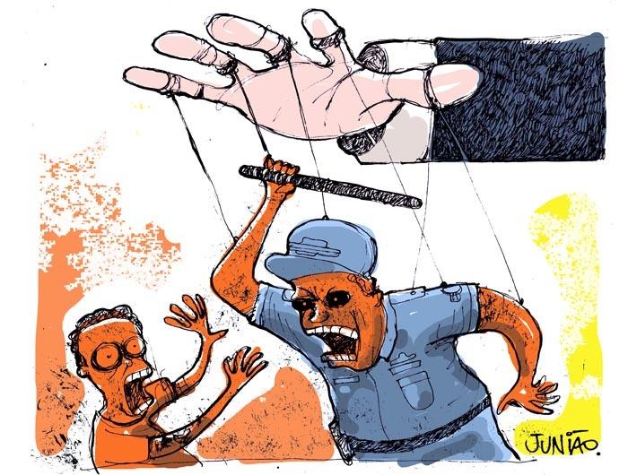 Ilustração: Junião