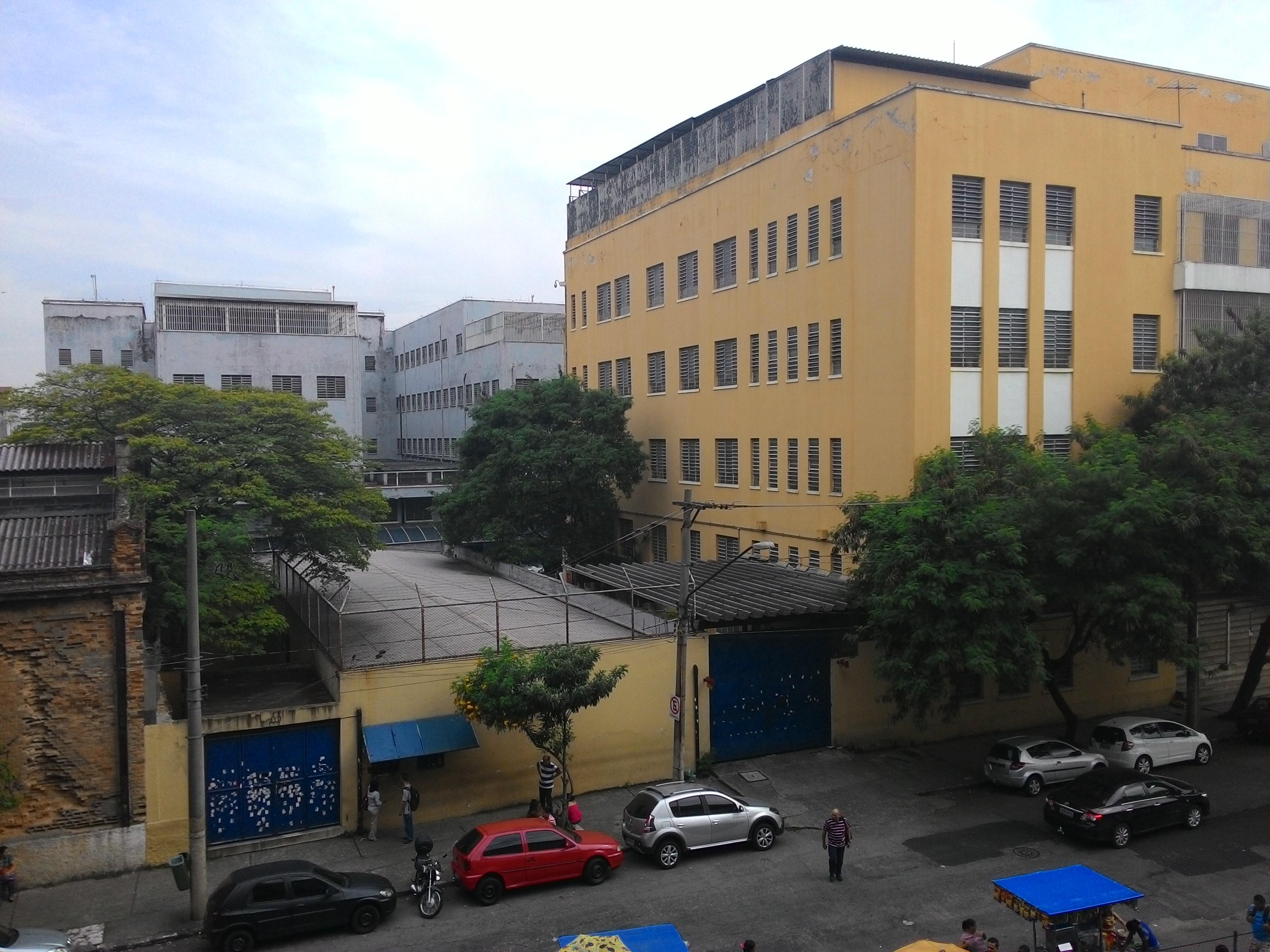 Entrada do Complexo Brás pela rua Coronel Mursa, 270 - Foto Paulo Eduardo Dias