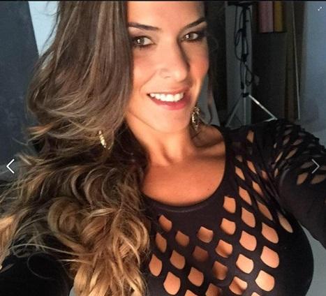 Ana Carolina Vieira, assassinada pelo ex-namorado. Foto: reprodução