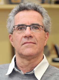 Professor Marco Akerman. Foto: Daniel Garcia/Revista Adusp