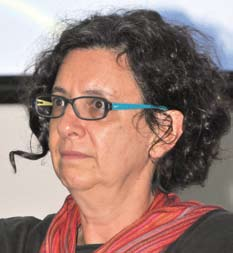 Professora Heloísa Buarque de Almeida. Foto: Daniel Garcia/Revista Adusp