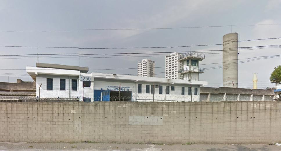 CDP Pinheiros (Foto: Reprodução/Google Maps)