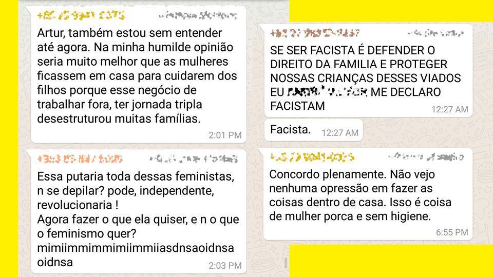 Vinte Dias Num Grupo De Whatsapp Dos Apoiadores Do Bolsonaro Ponte