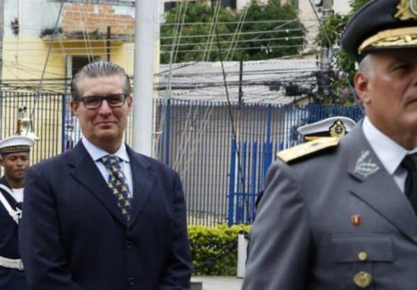 Relator do processo que anulou julgamentos anteriores de 74 PMs envolvidos no Massacre do Carandiru (Foto: Reprodução/Facebook)