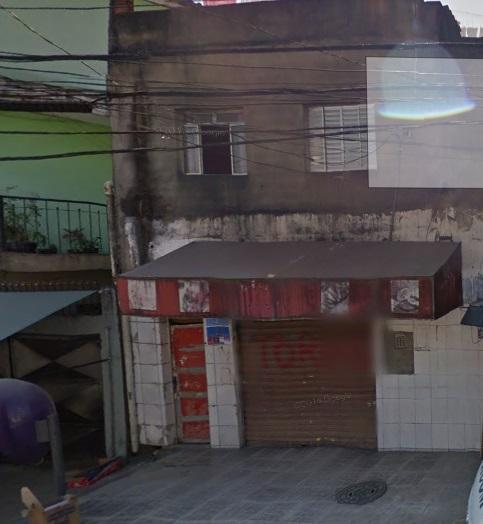 Bar na periferia de Osasco onde 8 foram mortos em atentados a tiros   Reprodução