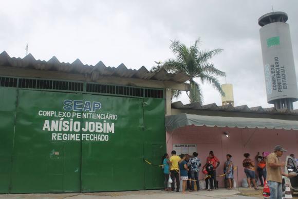 Complexo Penitenciário Anísio Jobim | Foto: Secretaria de Administração Penitenciária do Amazonas