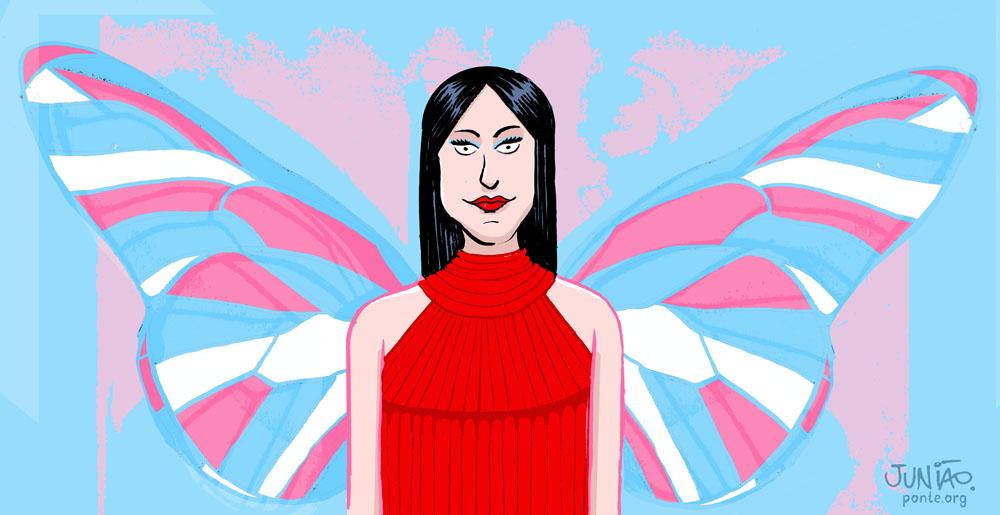 f545b1e13 Demorou 90 anos para um filme protagonizado por uma mulher transexual