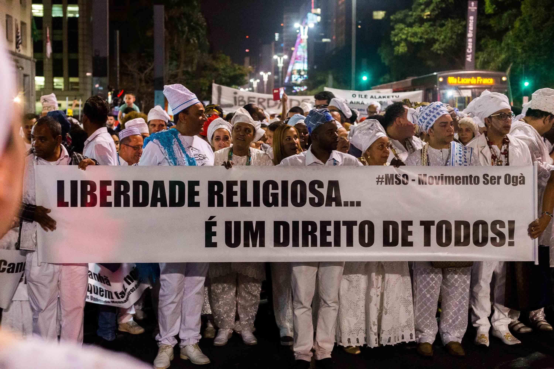 Babalorixá Sidnei Nogueira: 'Só vamos combater a intolerância religiosa com diálogo e a negação da lógica capitalista'
