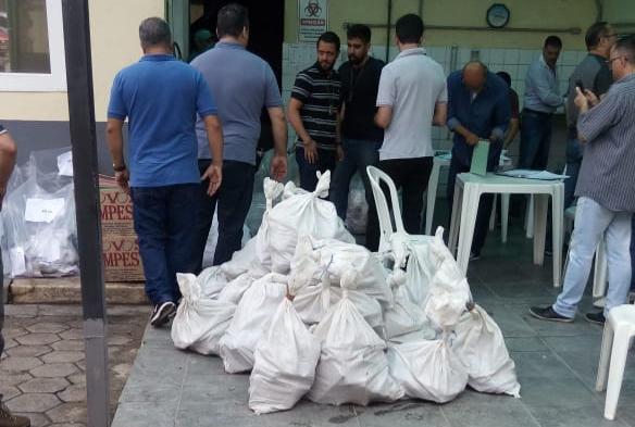 20190316 221625 Policiais trocam quase 600 kg de maconha apreendida por tijolos baianos