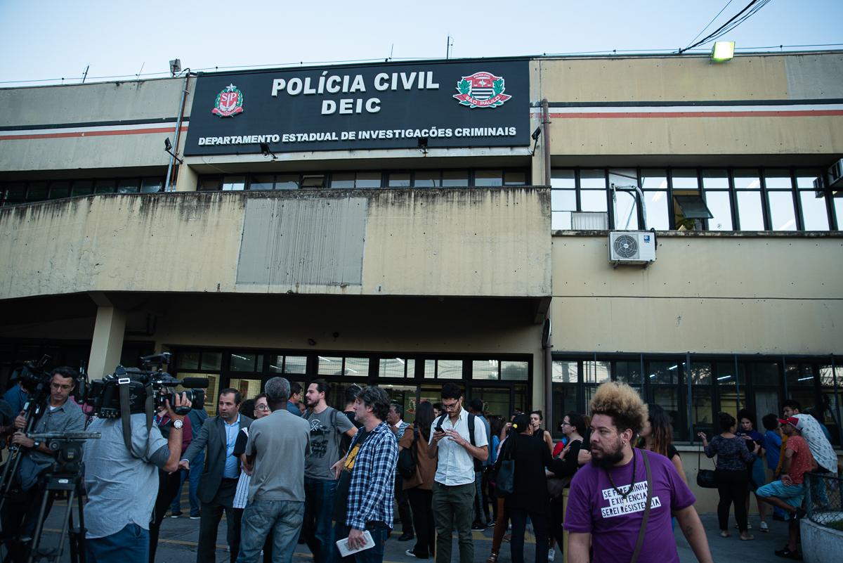 Quatro lideranças de movimentos de moradia são presas sob suspeita de extorsão em SP