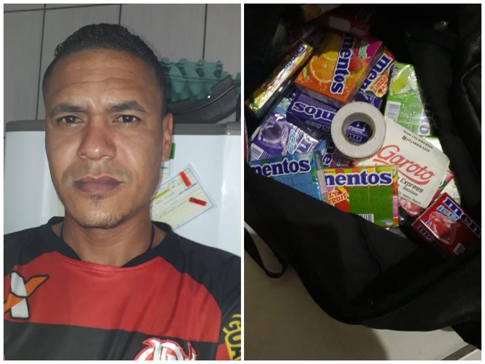 """Бразильская полиция игнорирует экспертизу и сажает в тюрьму продавца """"Mentos"""" за вымышленную торговлю кокаином"""