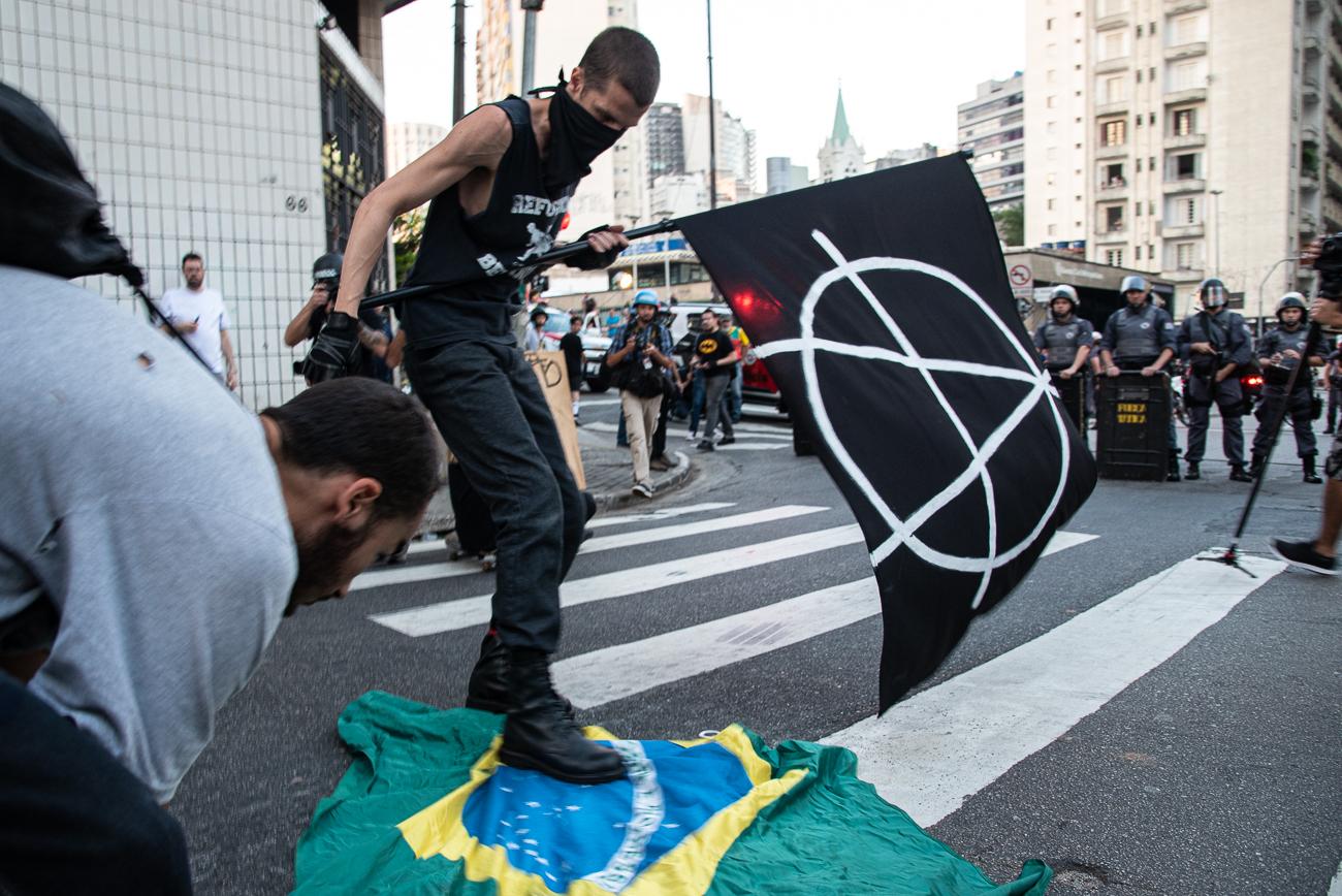 Antifas: quem são e por que lutam - Ponte Jornalismo