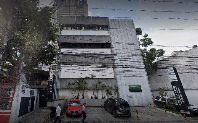 Imagem da fachada 78º DP de SP