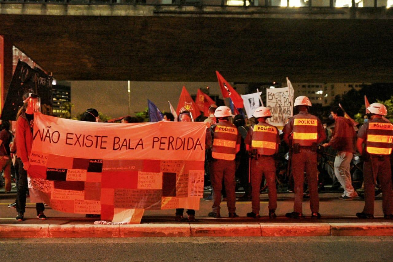 Protesto Chacina Jacarezinho