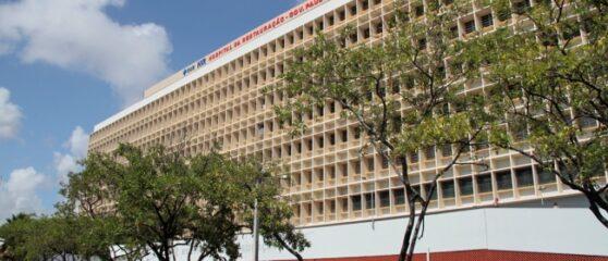 Hospital da Restauração, em Recife, Pernambuco